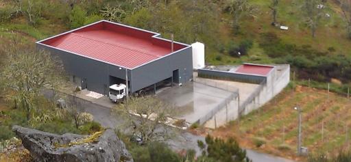 Fábrica Serra das Fragas